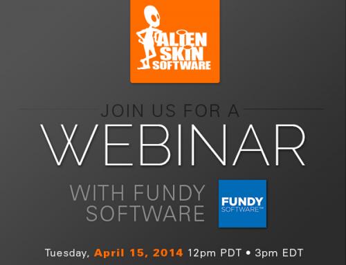 Alien Skin & Fundy Software Webinar