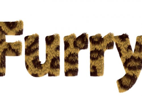 Eye Candy: Furry Text