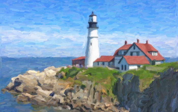Snap Art 4 Lighthouse