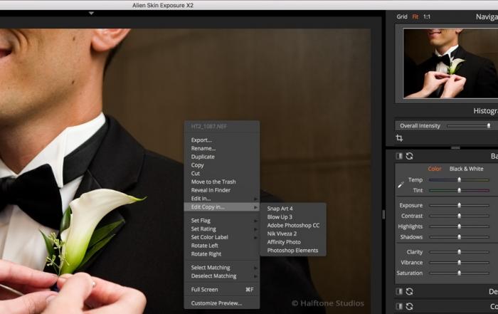 Photo management software halftone studios
