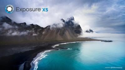 Exposure-X5   Photo © @FollowMeAway