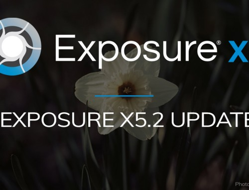 New camera support in Exposure X5.2 Update