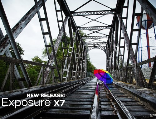 Exposure X7 now shipping!